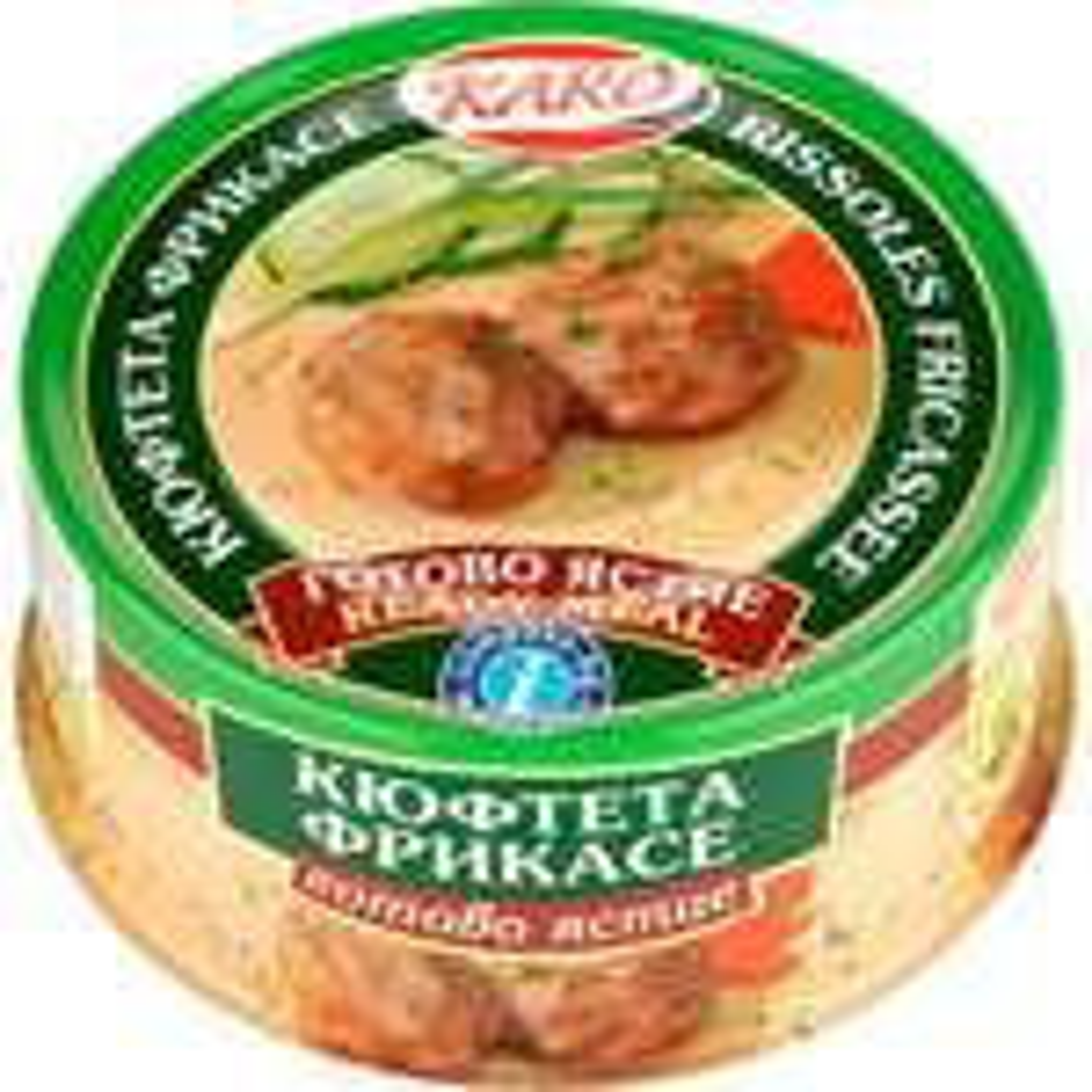 Изображение за продукта Karo Готово ястие различни видове
