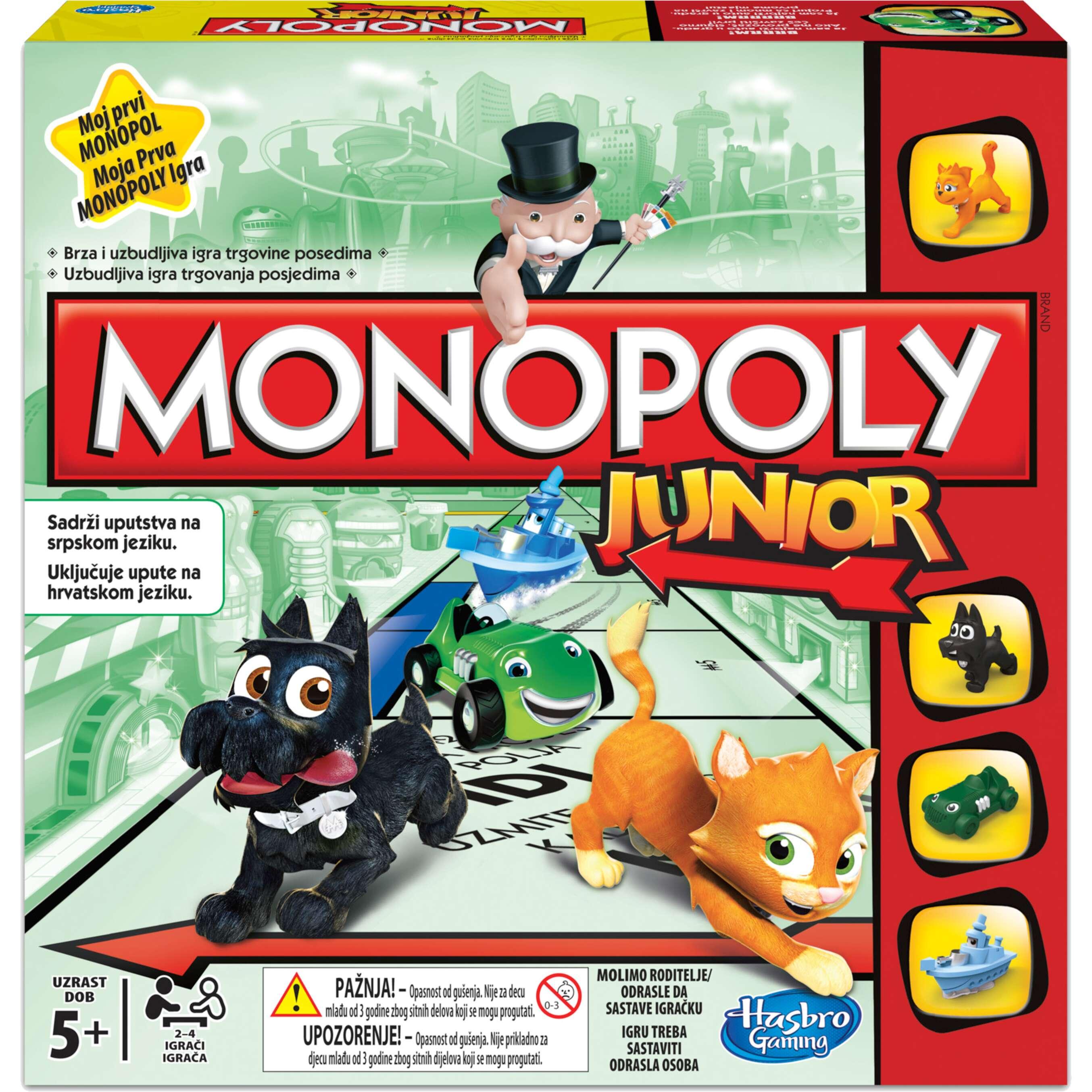 Fotografija ponude Društvena igra Monopoly