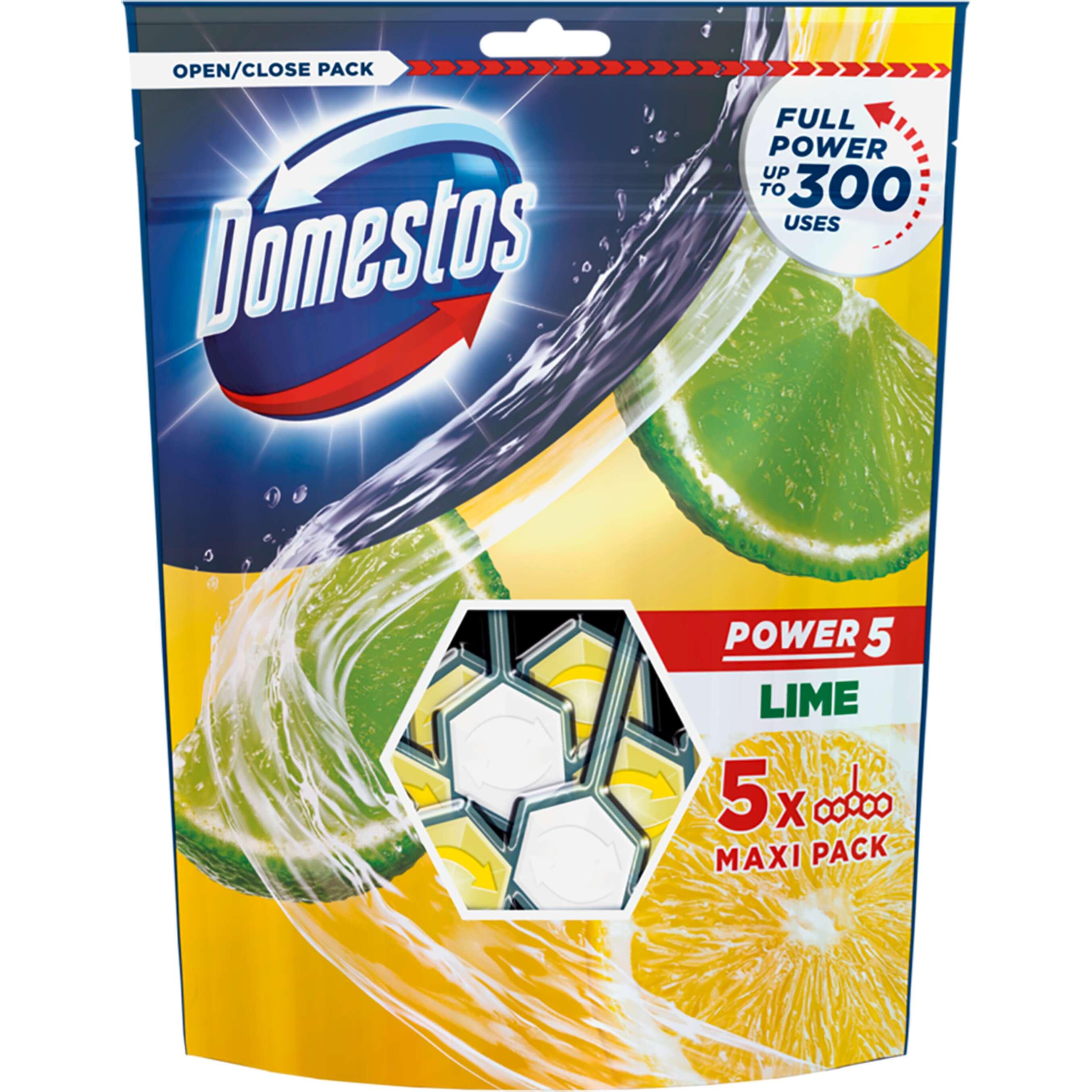 Zdjęcie oferty Domestos Power 5 Kostka do WC