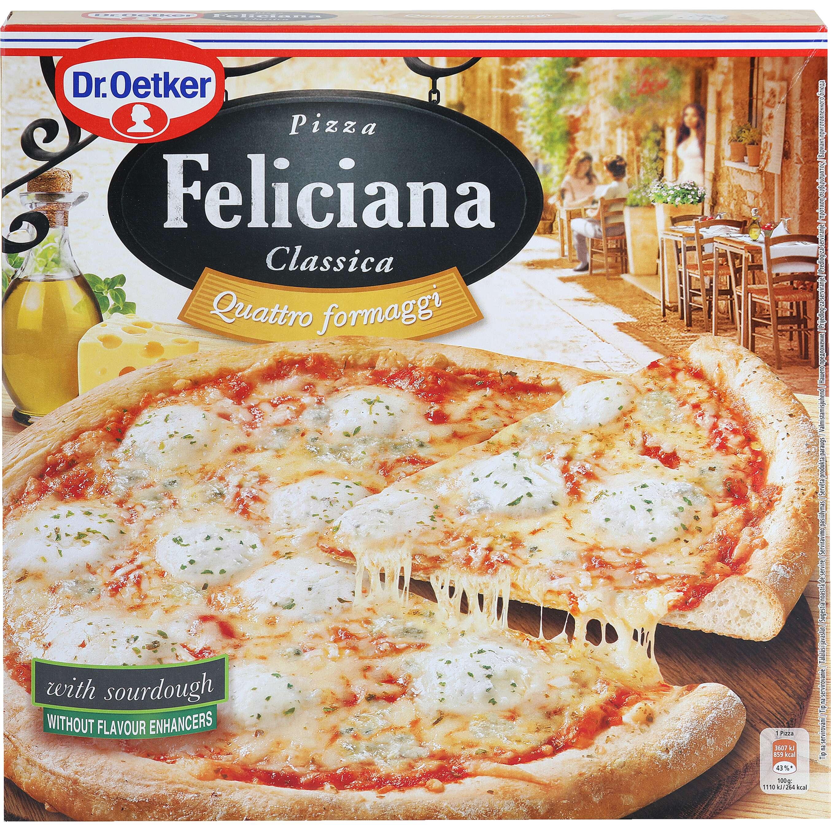 Zobrazenie výrobku Dr.Oetker Pizza Feliciana