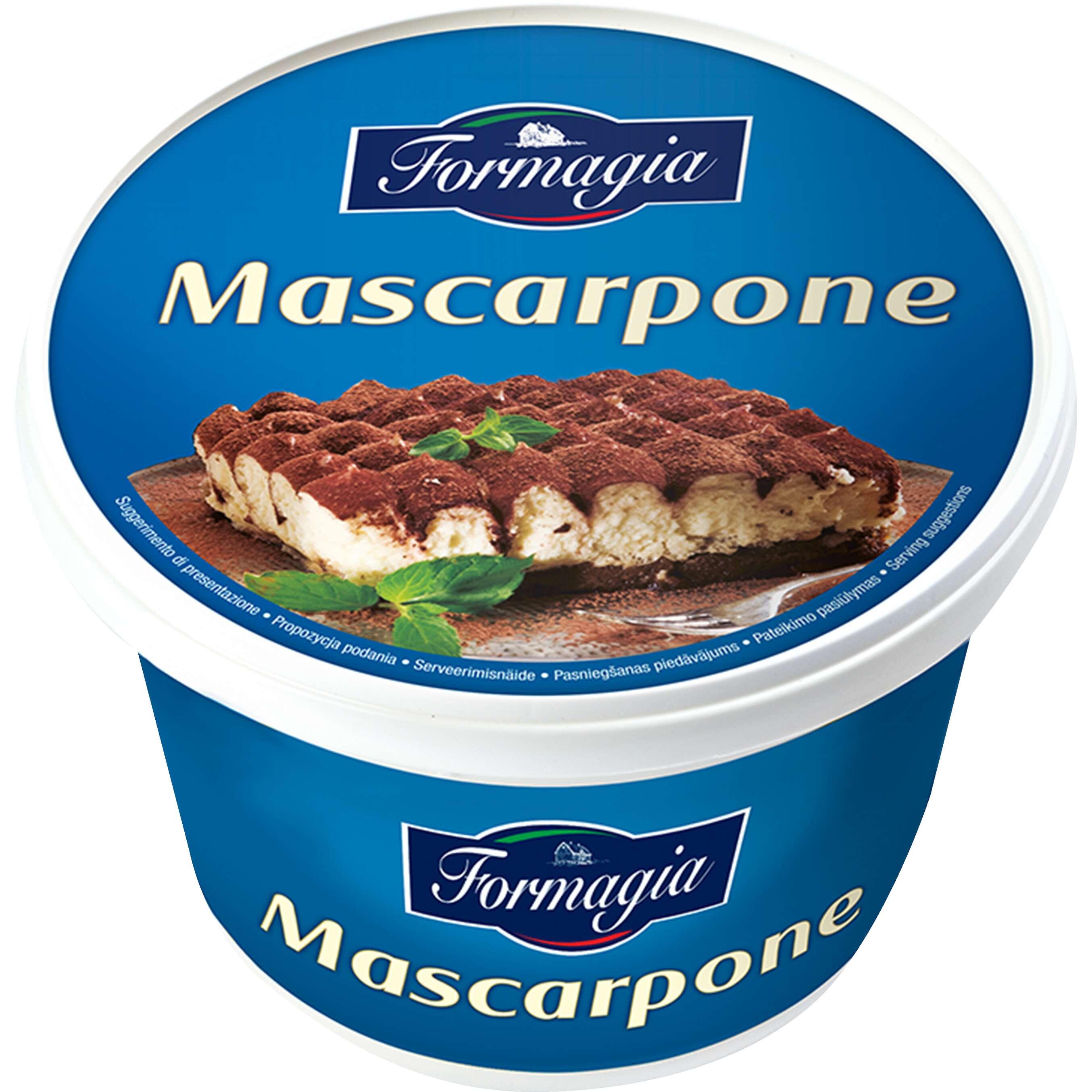 Zobrazenie výrobku Formagia Mascarpone Smotanový krémový syr