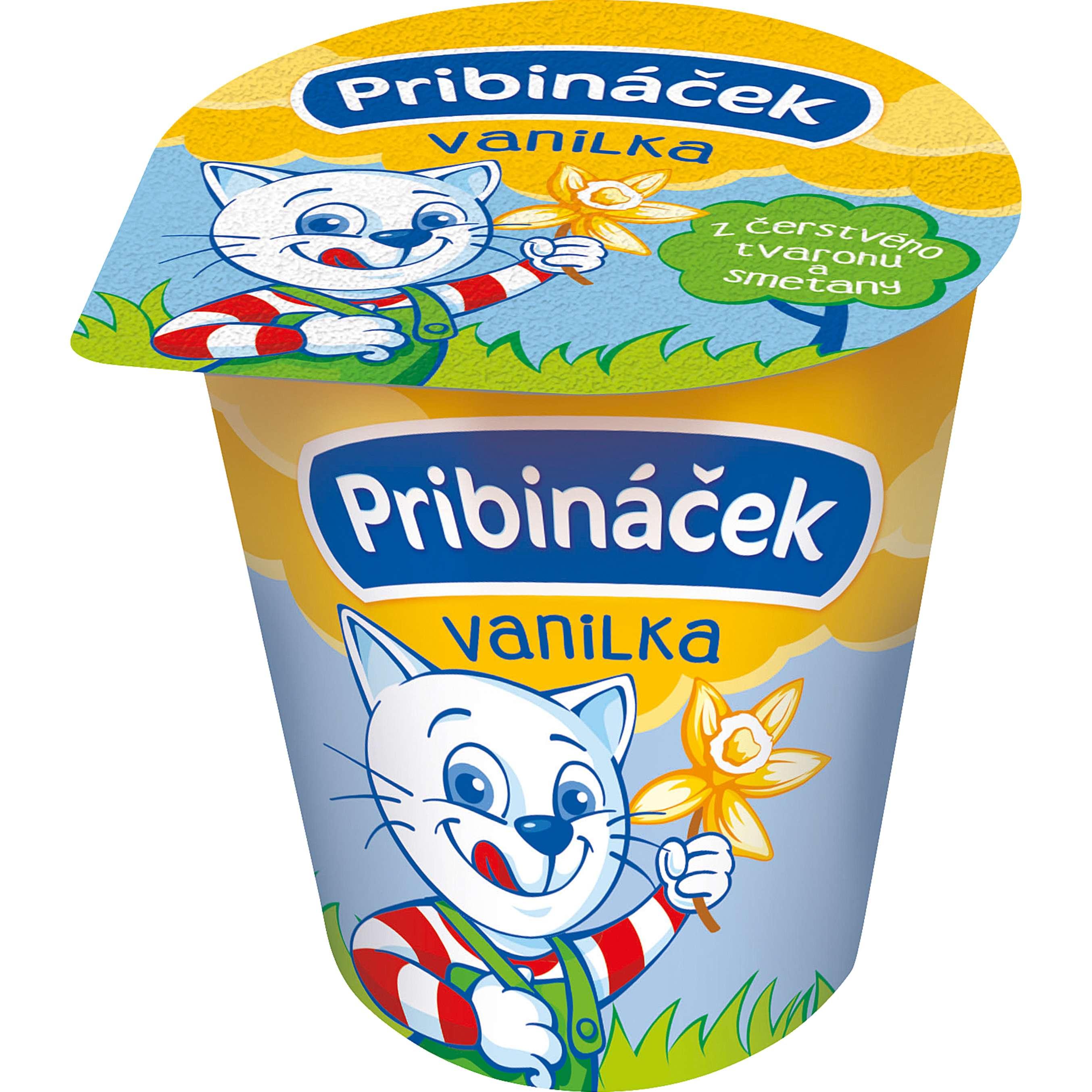 Zobrazenie výrobku Pribináček Smotanový krém