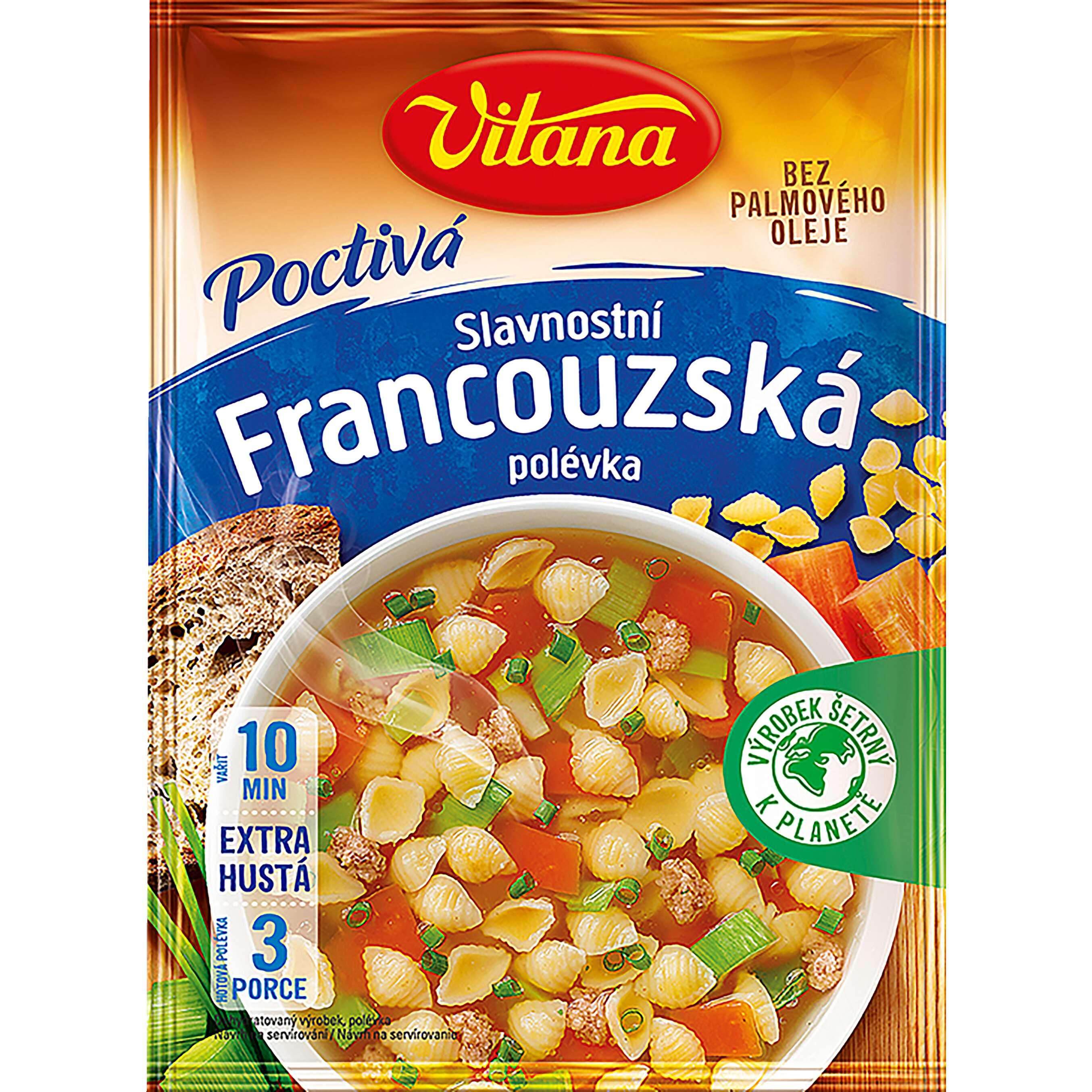 Zobrazenie výrobku Vitana polievka francúzska